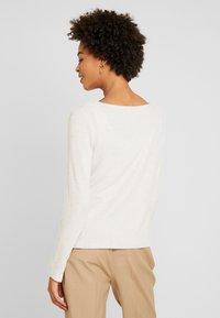 NAF NAF - OBLOOM - Cardigan - beige chine - 2