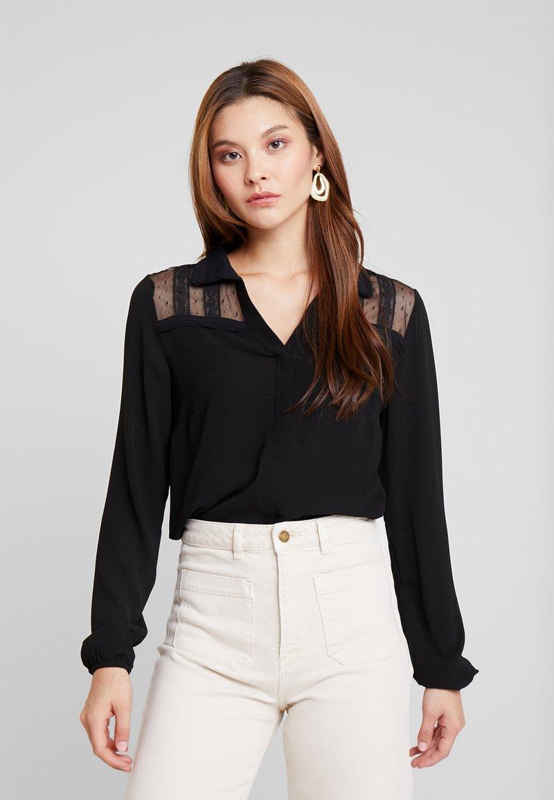 NAF NAF - OROSSO - Bluse - noir