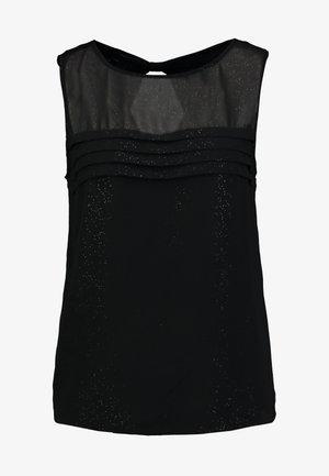 OLAURA NEW - Blouse - noir