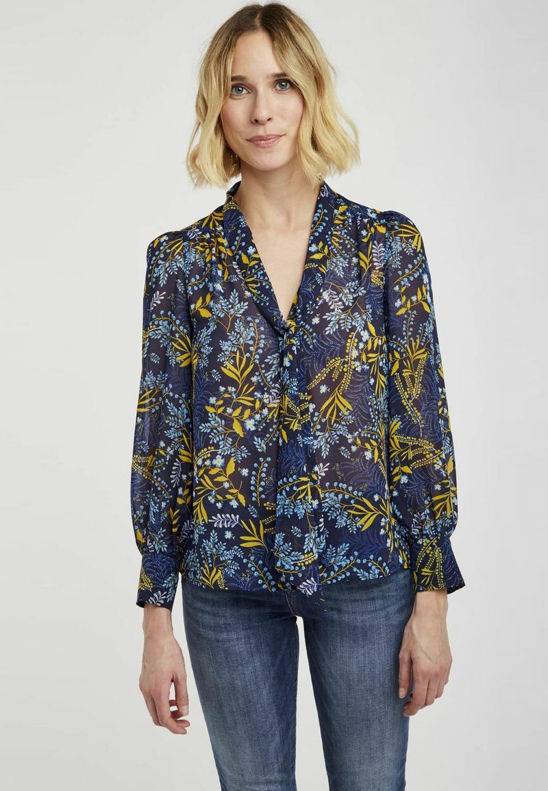 NAF NAF - Blouse - blue