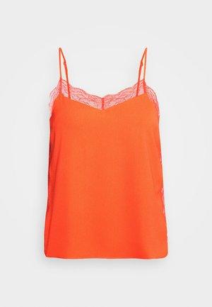 FADILA - Topper - orangeade