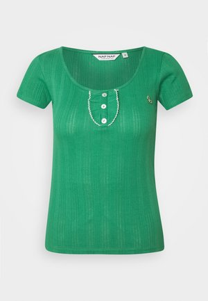 OFLIPPO - T-shirt imprimé - vert rio
