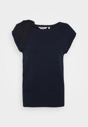 MARCEAU - T-shirt con stampa - bleu marine