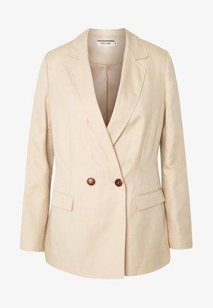EHILDA - Short coat - lin