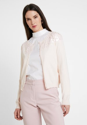 PAQUES - Cardigan - fadded nude