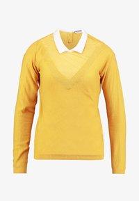 NAF NAF - MISTINE - Maglione - jaune retro - 3
