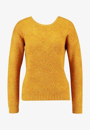 MOFORNIA - Trui - jaune retro