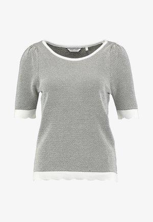 COCOMC - Print T-shirt - ecru