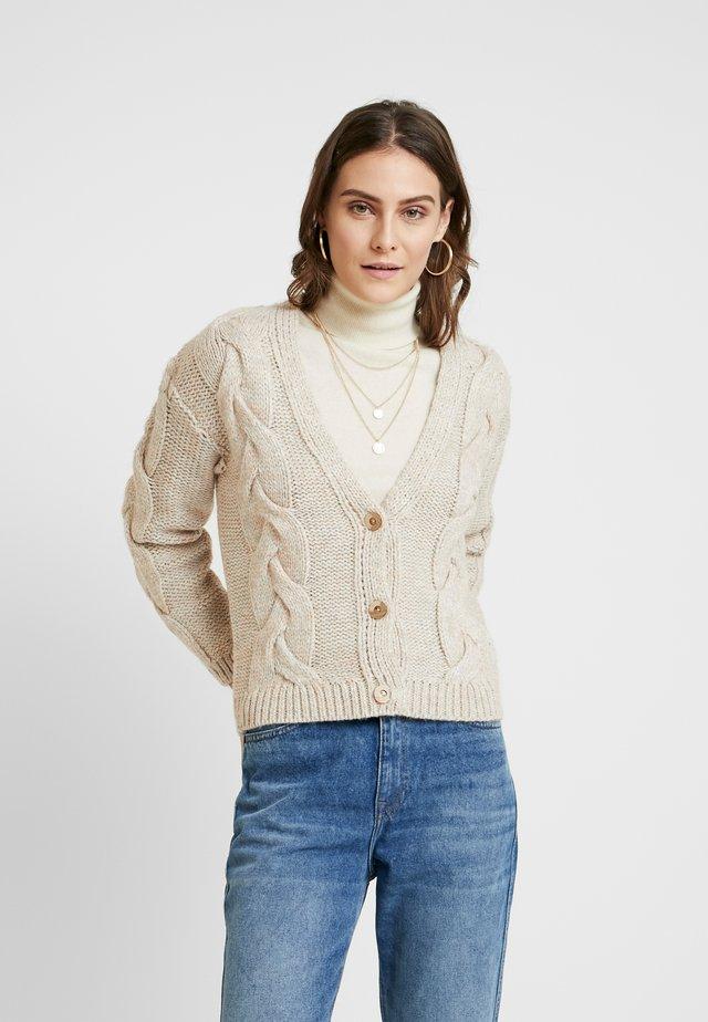 ANDROMEDEG - Vest - beige rose