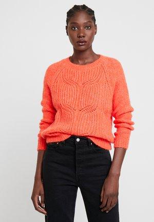VICTOIREML - Jersey de punto - orange flash
