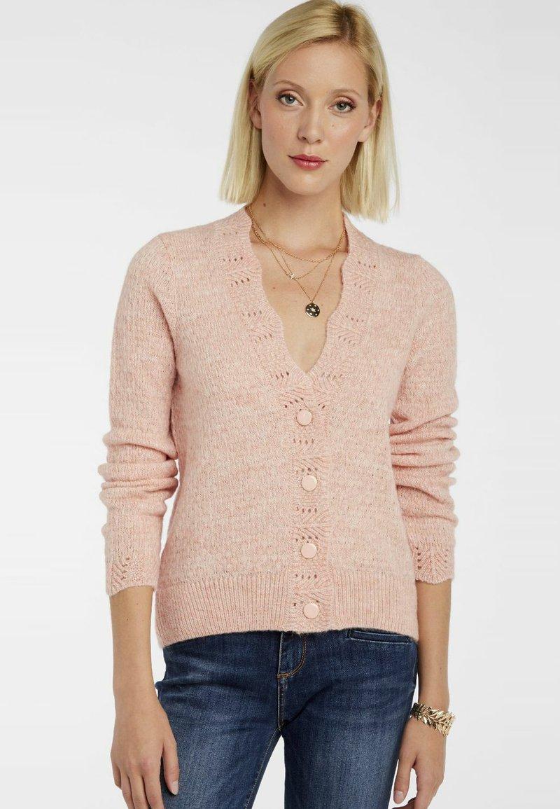 NAF NAF - Cardigan - pink