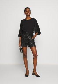 NAF NAF - SHARON - Stickad tröja - noir - 1