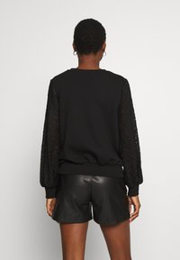 NAF NAF - SHARON - Stickad tröja - noir - 2
