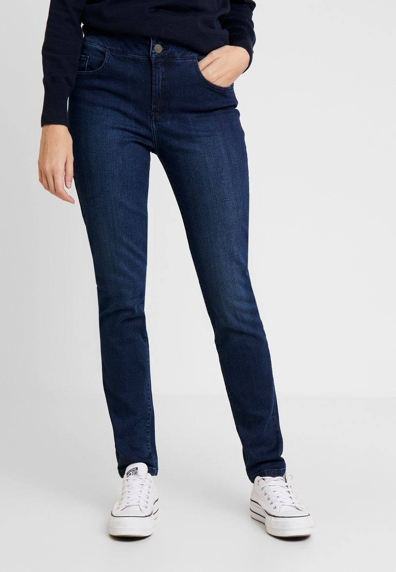 NAF NAF - Slim fit jeans - blue