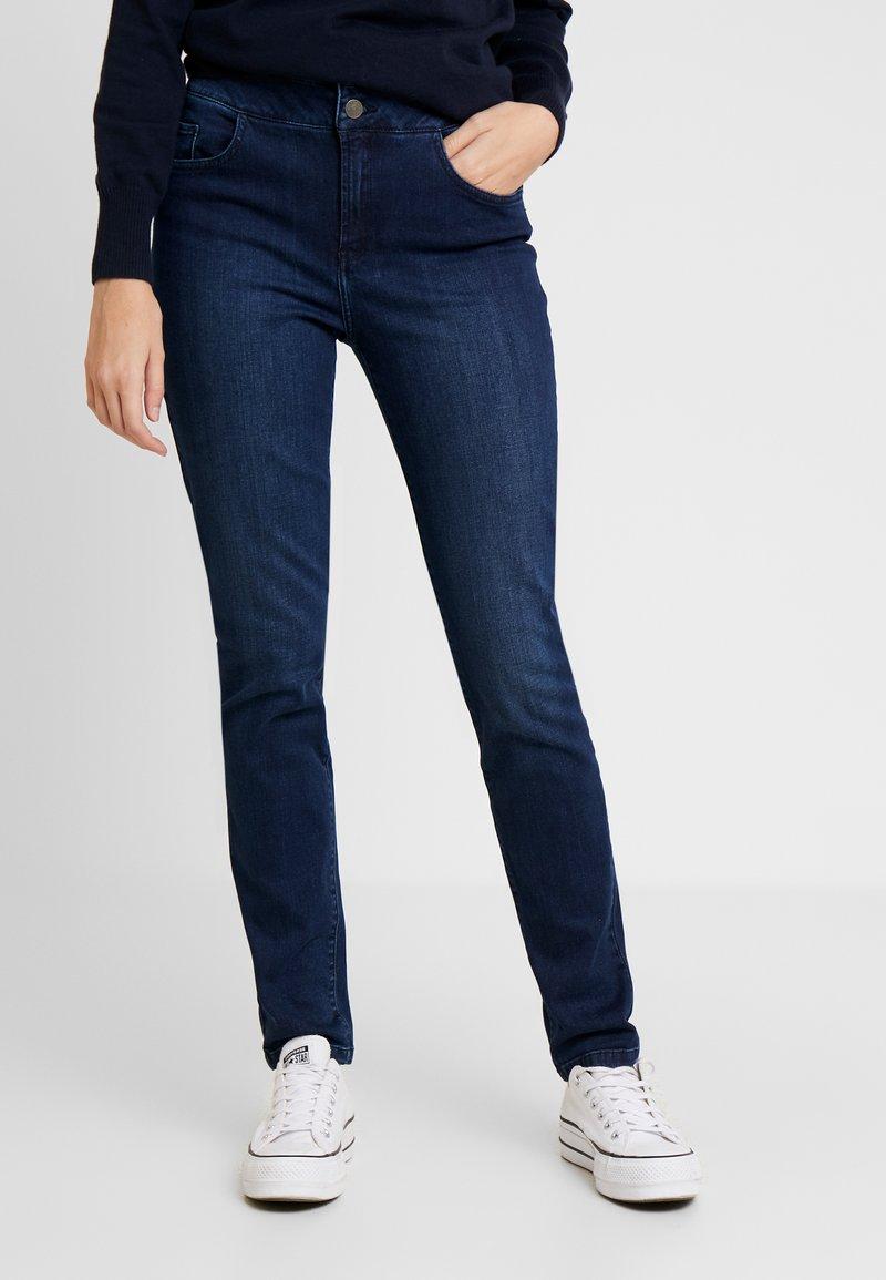NAF NAF - Slim fit jeans - blue