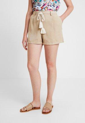 CORDY - Shorts - sand