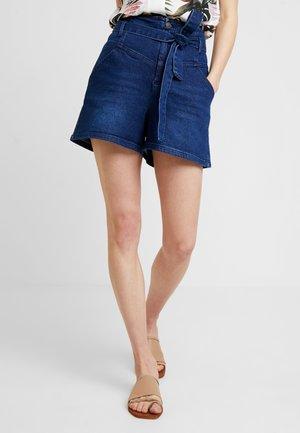 RITA - Shorts vaqueros - dark blue