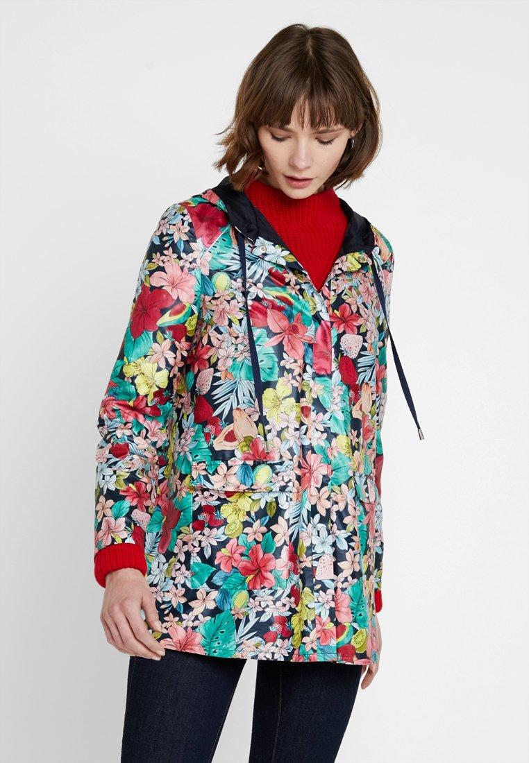 NAF NAF - LAMOVE - Short coat - multicolor