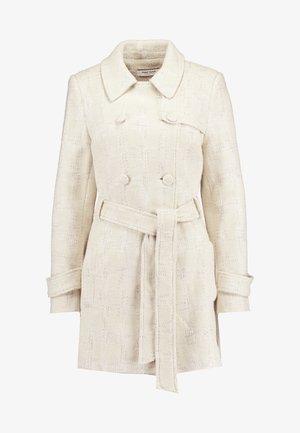 AGABRIELLE - Krátký kabát - ecru