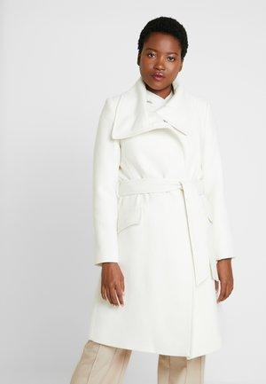 ALOUISE - Zimní kabát - ecru