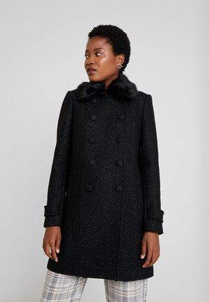 AMIRROR - Płaszcz wełniany /Płaszcz klasyczny - noir