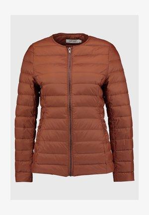 BUBANA - Down jacket - fauve