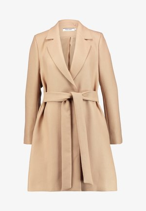 ACHAMEAU - Short coat - camel