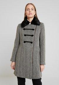 NAF NAF - ALILI CHEVRON - Classic coat - fantaisie - 0