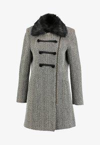 NAF NAF - ALILI CHEVRON - Classic coat - fantaisie - 5