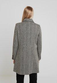 NAF NAF - ALILI CHEVRON - Classic coat - fantaisie - 4