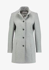 NAF NAF - AMAYA - Manteau court - gris clair - 4