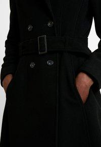 NAF NAF - ABELLE - Kort kåpe / frakk - noir - 5
