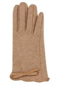 NAF NAF - Fingerhandschuh - camel - 1