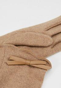 NAF NAF - Fingerhandschuh - camel - 3
