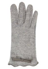 NAF NAF - Gloves - aamu gris chine - 2