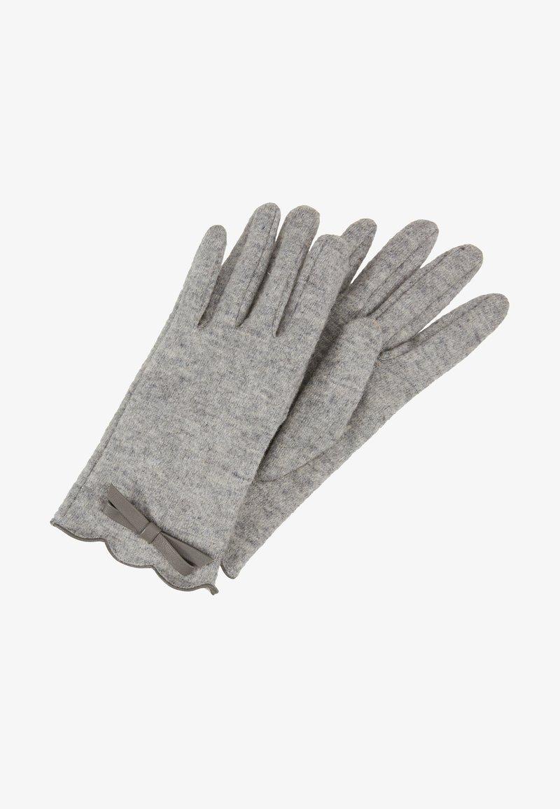 NAF NAF - Gloves - aamu gris chine