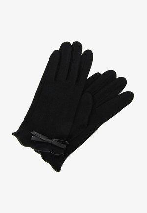 Fingervantar - noir