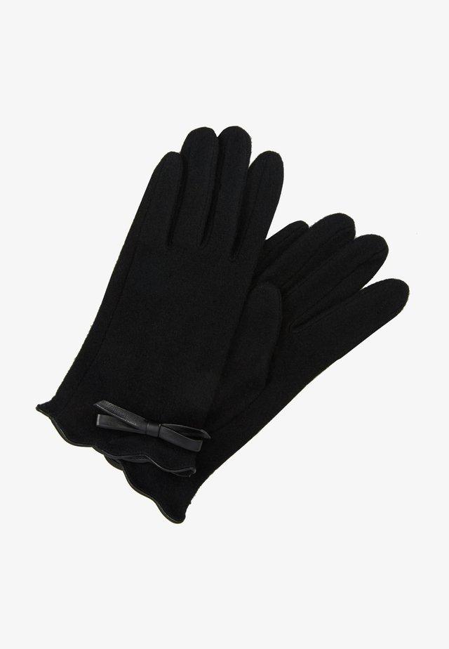 Fingerhandschuh - noir
