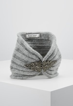 TUFIBY - Ear warmers - aamu gris chine