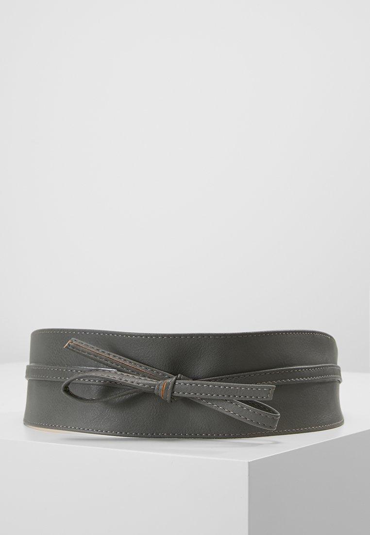 NAF NAF - SKIMONO - Taillengürtel - gris chine
