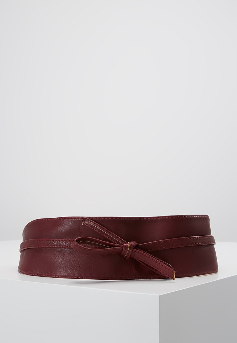 NAF NAF - SKIMONO - Taillengürtel - burgundy