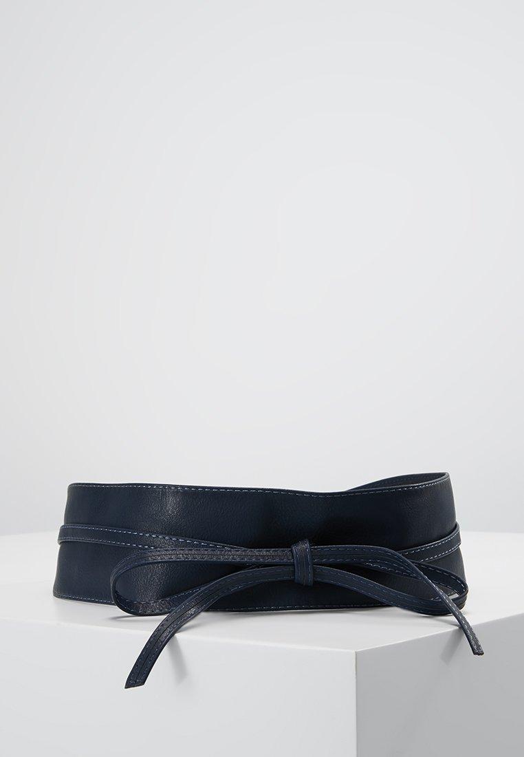 NAF NAF - SKIMONO - Waist belt - bleu marine