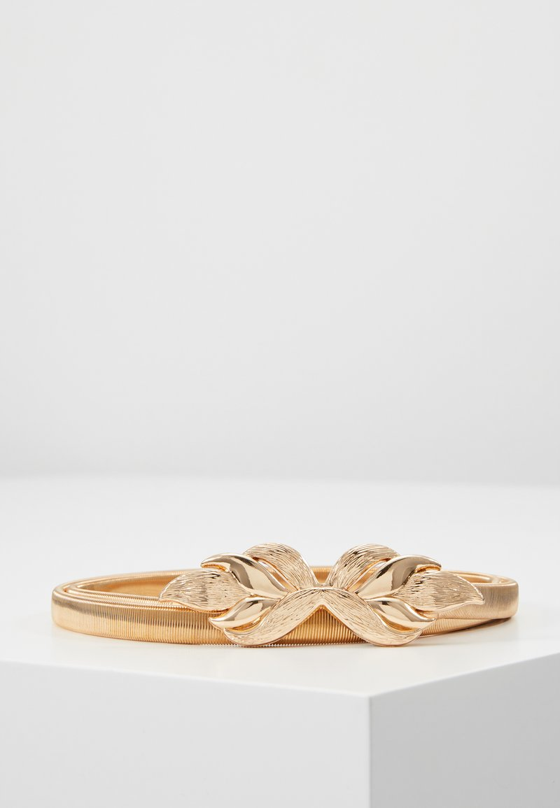 NAF NAF - SMETY - Waist belt - light gold-coloured