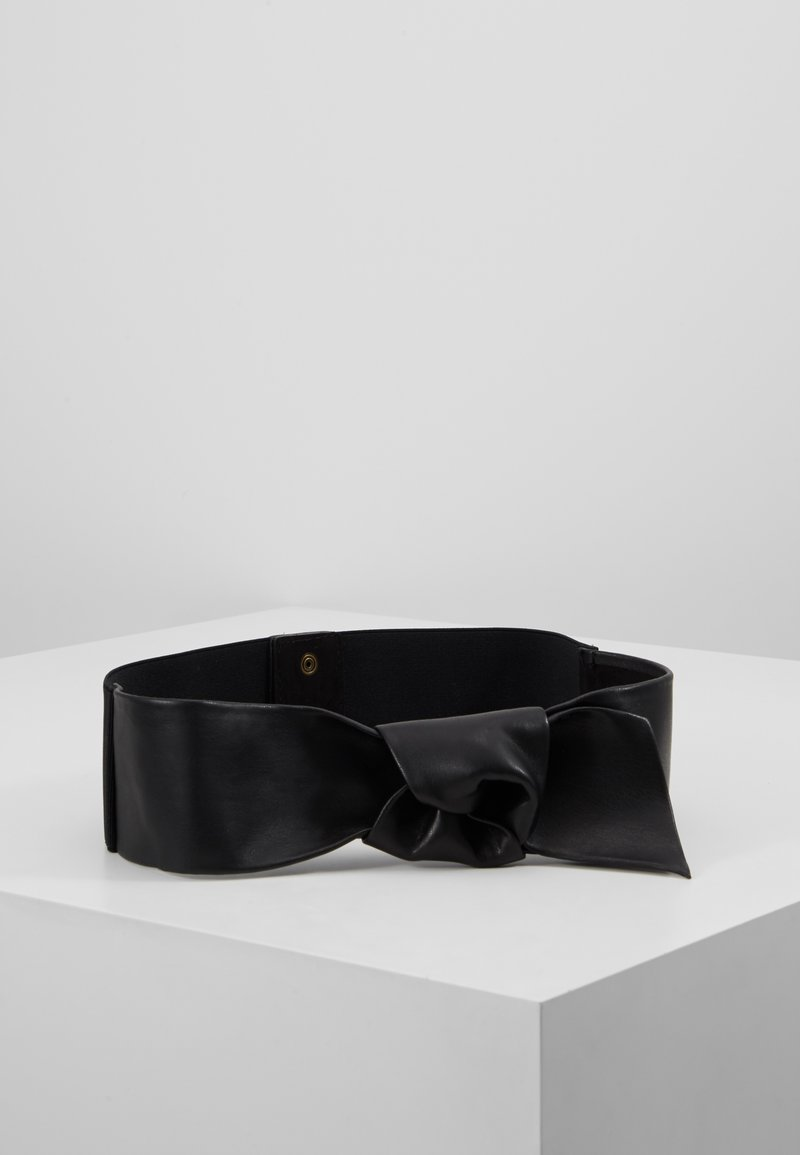 NAF NAF - SILLA - Waist belt - noir