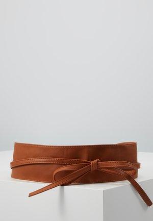 SKIMONO - Waist belt - camel