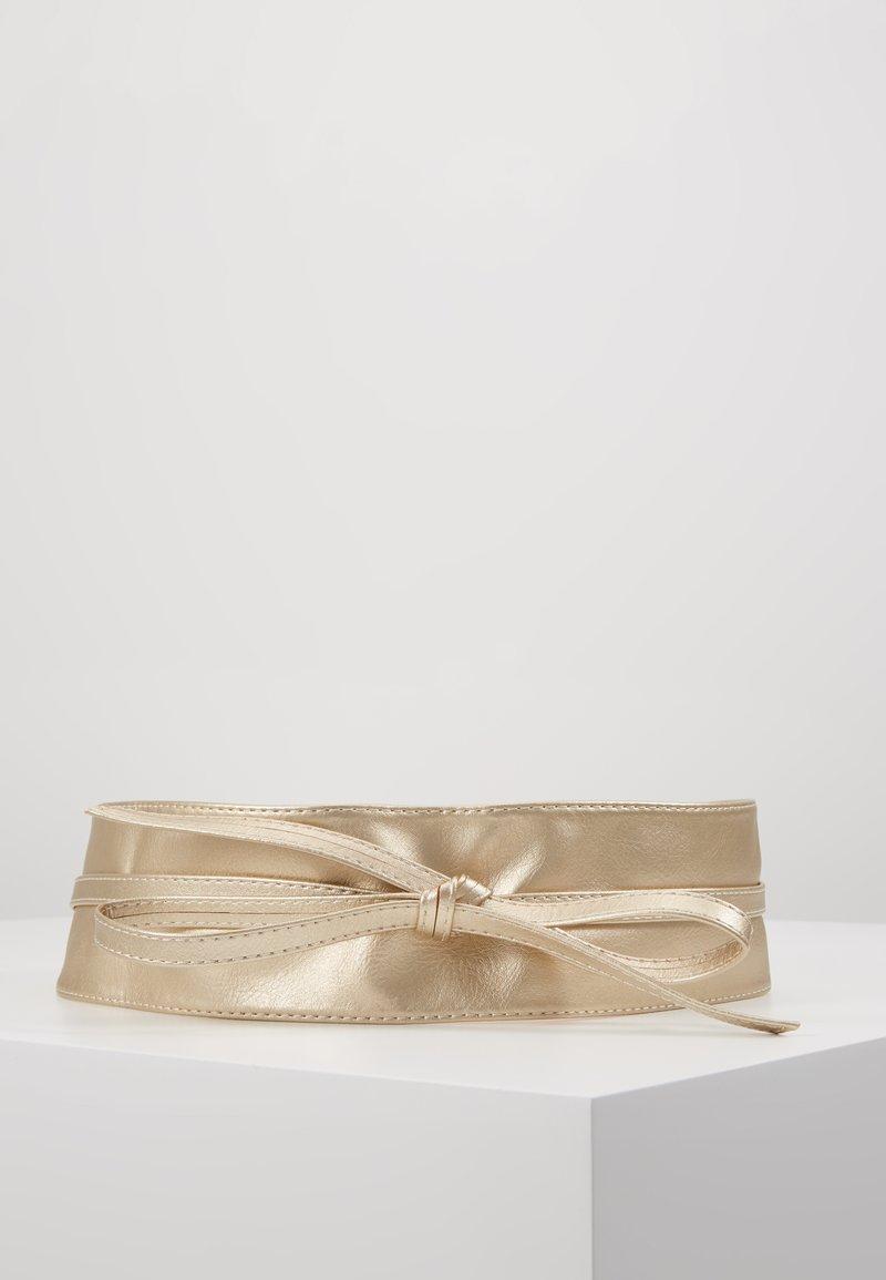 NAF NAF - SKIMONO - Midjebelte - gold-coloured