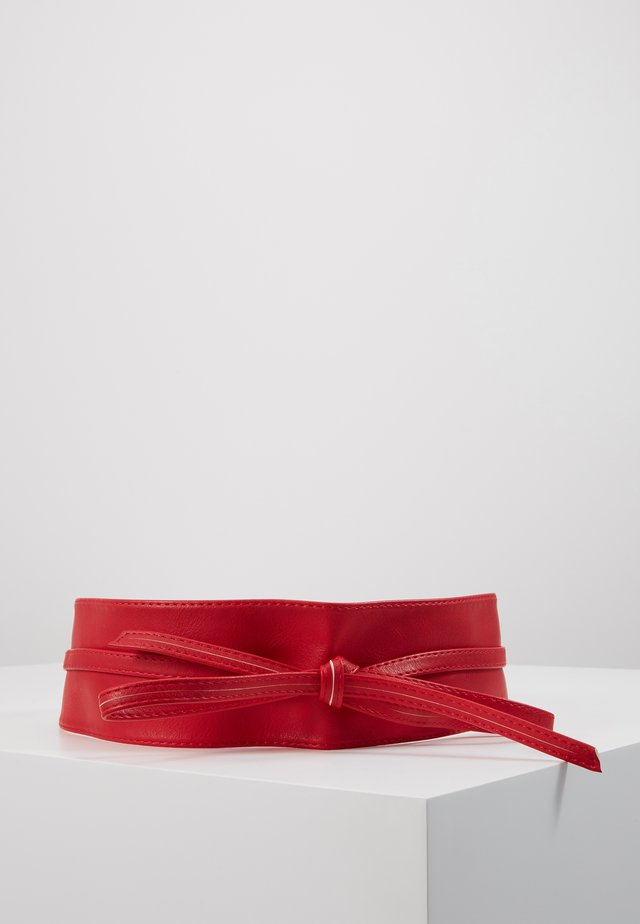 SKIMONO - Taillengürtel - rubis
