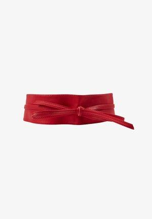 SKIMONO - Waist belt - rubis