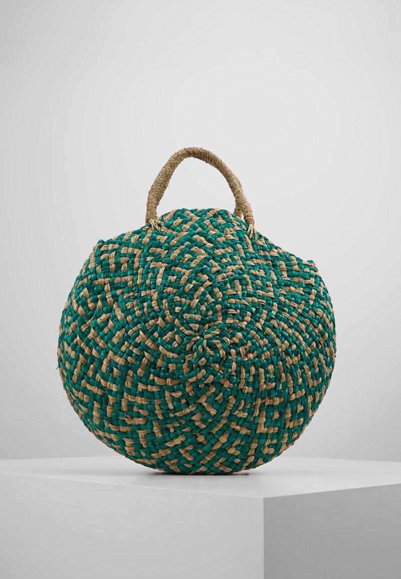 NAF NAF - MAROQUINERIE - Shopping bags - vert