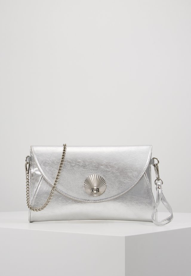 RSOULY - Clutch - silver